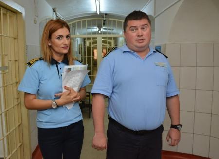 Penitenciarul Oradea are şef nou: Lucian Ţîrţiu a fost delegat să conducă activitatea unităţii de detenţie