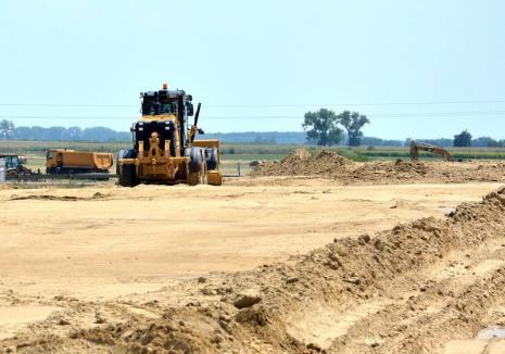 Drum de 719 milioane lei: Guvernul aprobă realizarea şoselei de legătură dintre centura Oradiei şi Autostrada A3