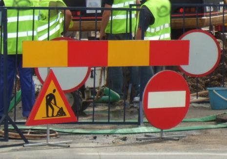 Noi restricţii de circulaţie în Oradea: trafic blocat inclusiv în Parcul Traian