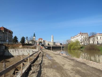 Liviu Andrica, despre lucrările la parkingul din Independenţei: 'Merg mai greu decât ne aşteptam' (FOTO)