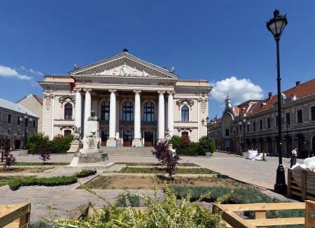Vicepreşedinte CJ Bihor, despre temutele reforme în teatrele şi filarmonica din Oradea: 'Nu există în acest moment un proiect' (VIDEO)