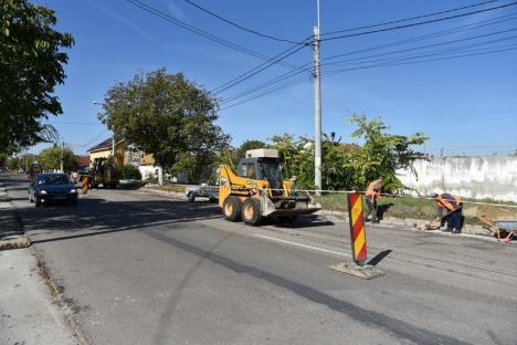 Strada Vlădeasa va fi închisă în weekend pentru asfaltarea tronsonului delimitat de străzile Traian Blajovici şi Calea Aradului (FOTO)