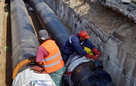 Termoficare Oradea: Două zile fără apă caldă, în Calea Aradului