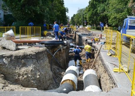 O lună de prelungiri. Strada Constantin Noica rămâne închisă până pe 11 august
