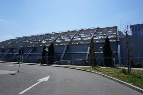 Lucrări de reabilitare de 1,4 milioane lei la bazinul olimpic Ion Alexandrescu (FOTO)