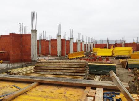 Se lucrează la construirea unei grădiniţe în Parcul Industrial I. Află când va fi gata (FOTO)