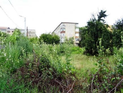 Locuri de parcare şi parc pentru locuitorii din strada Morii din Oradea (FOTO)