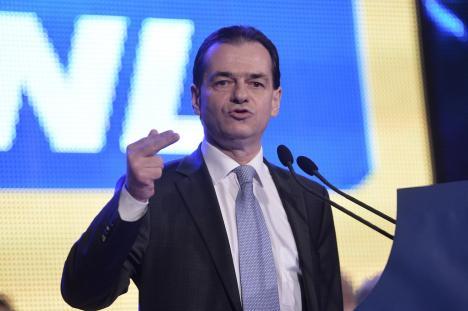 Preşedintele PNL, Ludovic Orban: Toate scroafele suite în copac populează administraţia!