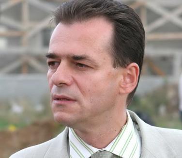 Ludovic Orban candidează la şefia PNL