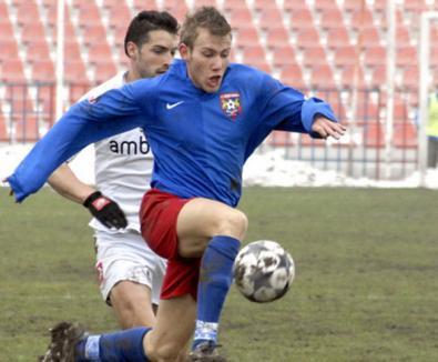 FC Bihor, cu jucători de la Liberty