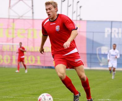 FC Bihor a învins Fortuna Covaci