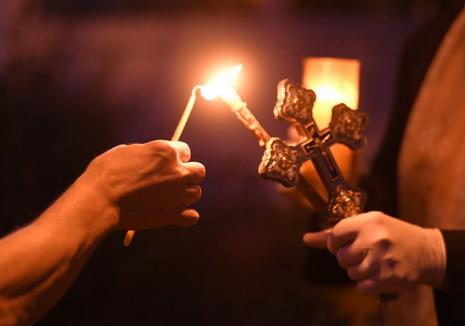 Mesajul Patriarhului Daniel, la ceremonia de primire a Sfintei Lumini
