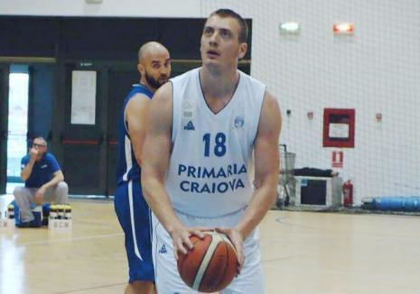 Schimbări la echipa de baschet CSM CSU Oradea: Mihai Gavrilă, adus în locul lui Lucian Ţîbîrnă, care-şi întrerupe activitatea