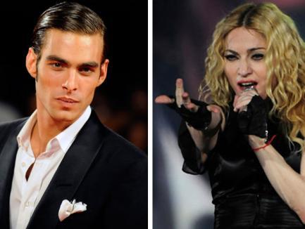 Madonna are un nou iubit, la fel de tânăr