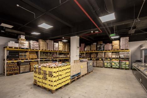 S-a deschis un nou supermarket în Oradea: MERE - prețuri mici în fiecare zi! (FOTO)