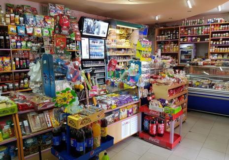 Ce se mai fură în Bihor: Patru hoţi de scutece și mâncare, prinşi în Ciumeghiu
