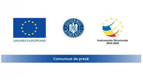 Comunicat de presă începere proiect POC 2014-2020: Dotare cu tablete şcolare în comuna Măgeşti