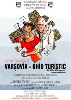 Apel către Omul Bun: Spectacol caritabil cu Maia Morgenstern, în Oradea
