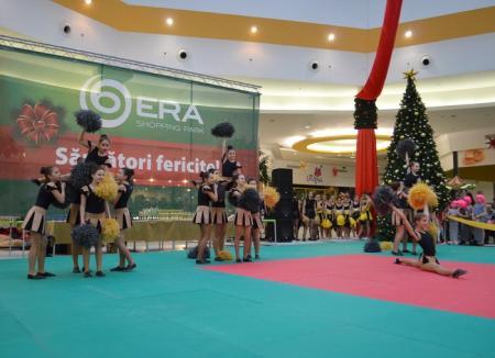 Spectacol caritabil, la ERA Park: 'În paşi de dans, pentru Crăciun'