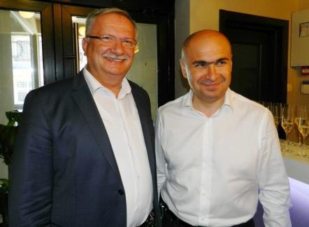 Bolojan e de vină! Ioan Mang dă vina pe primarul Oradiei pentru eşecul echipei Luceafărul