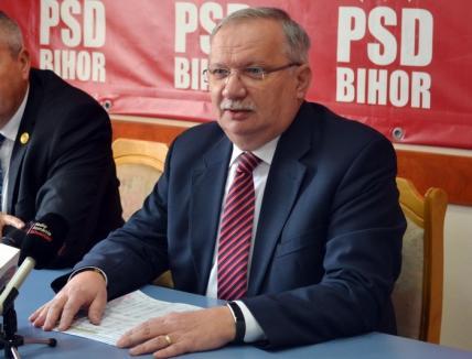 Deşi nu are încă un pretendent la Primăria Oradea, Ioan Mang zice că PNL-ul este cel care stă prost cu candidaţii la alegerile locale
