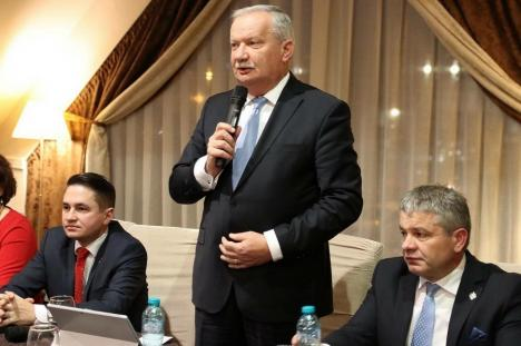 Cu pierzătorii înainte! PSD Bihor şi-a desemnat candidaţii eligibili pentru alegerile parlamentare: Mang, Pavel şi Bodog