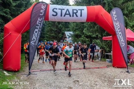 Titanii munţilor: Peste 150 de participanţi la Maraton Oxigen Plus, în Padiș