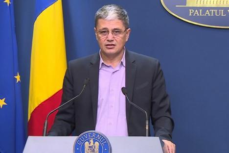 Fonduri europene, în lupta cu COVID-19: Ministrul Marcel Boloş anunţă un bonus lunar de 2.500 lei pentru cadrele medicale şi 350 milioane euro pentru echipamente (VIDEO)