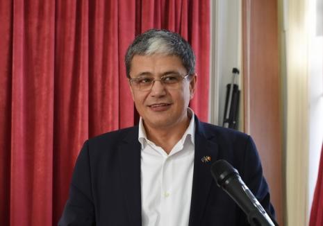 Ministru ruşinat: Marcel Boloş, ironizat gratuit pentru o vizită pe care nu a onorat-o la Oradea