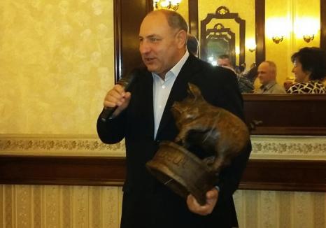 Primăria Sântandrei, câştigătoarea marelui trofeu al Festivalului D'ale porcului