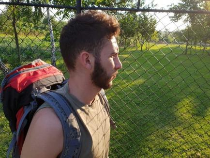 """Senior Ranger: Din """"junior ranger"""", bihoreanul Marcus Drimbea a devenit ranger în toată firea (FOTO)"""