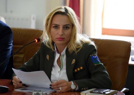 Schimbări la Garda Forestieră Oradea: Un consilier a fost numit şef în locul Mariei Antal, cea care a picat concursul pentru funcţie, dar a fost păstrată la conducere