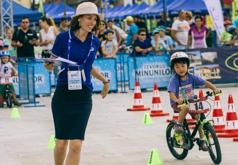 Stabilită în Oradea, Mariana Macovei este singura femeie care candidează la președinția Federației Române de Ciclism (VIDEO)