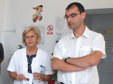 Managerul Spitalului Municipal Oradea anunţă concedieri şi dosare penale: Vizaţi sunt doctoriţa Marilena Crişan și anatomopatologul Ovidiu Laurean Pop