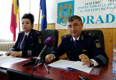 Urmează perioade 'fierbinţi' la frontieră. În cazul unor aglomeraţii mari, ITPF Oradea va suspenda controalele sistematice