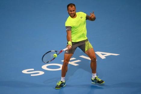 Tenismenul cu rădăcini bihorene Marius Copil a pierdut, la Sofia, prima lui finală ATP