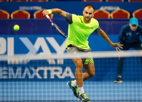 Tenismenul cu origini bihorene Marius Copil s-a calificat în prima finală ATP din carieră, la Sofia