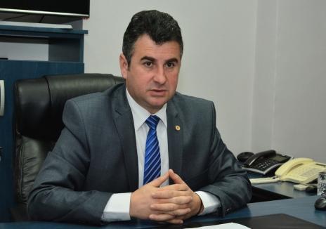 La stânga-mprejur: Marius Paul Hliban este din nou director interimar al Penitenciarului Oradea