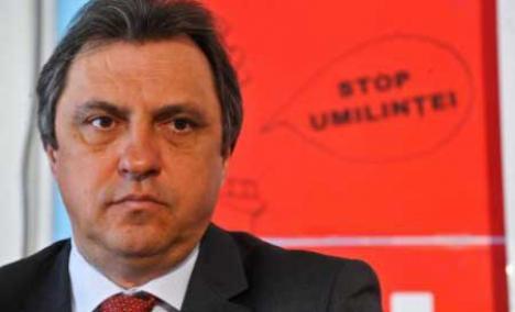Preşedintele CNSLR Frăţia, prins în flagrant luând mită 40.000 de euro