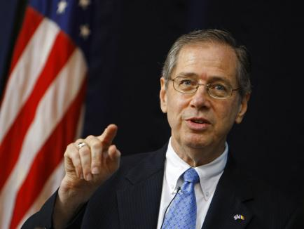 Ambasadorul SUA spune că 'este o mare decepţie' sacrificarea ANI