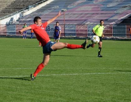 FC Bihor evoluează duminică la Arad, cu UTA, în timp ce Luceafărul stă