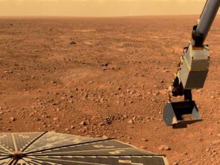NASA vrea să trimită oameni pe Marte şi să-i lase acolo