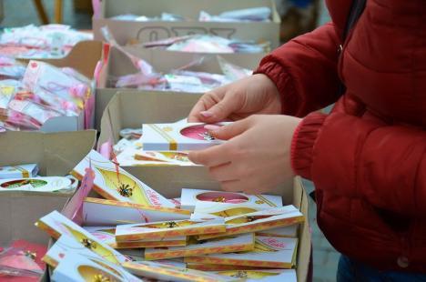 ADP Oradea scoate la licitație locuri pentru căsuțele cu mărțișoare