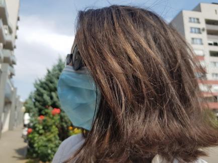 Noi restricţii în Bihor: În Sântandrei, Husasău de Tinca şi Bratca, masca este obligatorie şi în aer liber, începând de MARŢI!