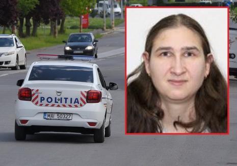 Tânără de 25 de ani din Oradea, căutată de Poliţie, după ce familia a reclamat că a fugit de acasă