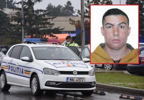 Tânăr de 19 ani din Bihor, dat dispărut! Poliția și familia îl caută