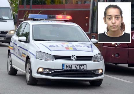 Sunaţi la 112 dacă aţi văzut-o! O adolescentă de 15 ani e căutată de familie şi poliţie