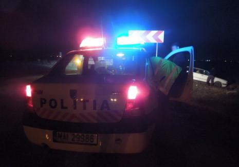 Accident la Tăşad: Un tânăr a murit zdrobit de maşina unui şofer beat