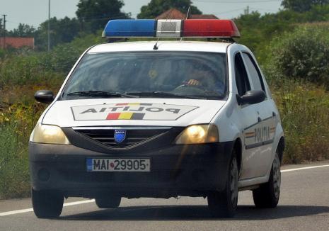 Un taximetrist băut la volan a făcut accident. Pasagerul s-a prezentat trei ore mai târziu la spital