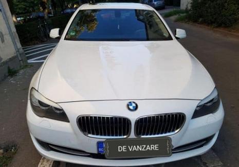 Furt din greşeală: Hoţul din Timişoara a confundat, în Oradea, BMW-ul pe care trebuia să-l fure